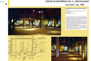 1998 - Centro de Referência Fazenda São José do Manso