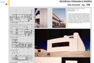 1999 - Residência Fernanda e Rogério
