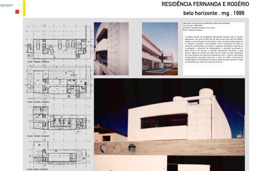Residência Fernanda e Rogério