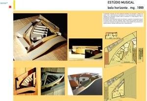 1999 - Estúdio Musical