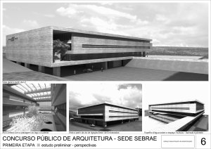 2008 - Sede do SEBRAE em Brasilia