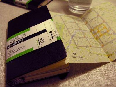 Moleskine City Notebook – Paris